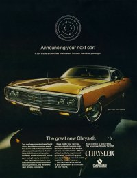 1969 Chrysler New Yorker