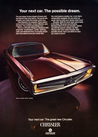1969 Chrysler 300