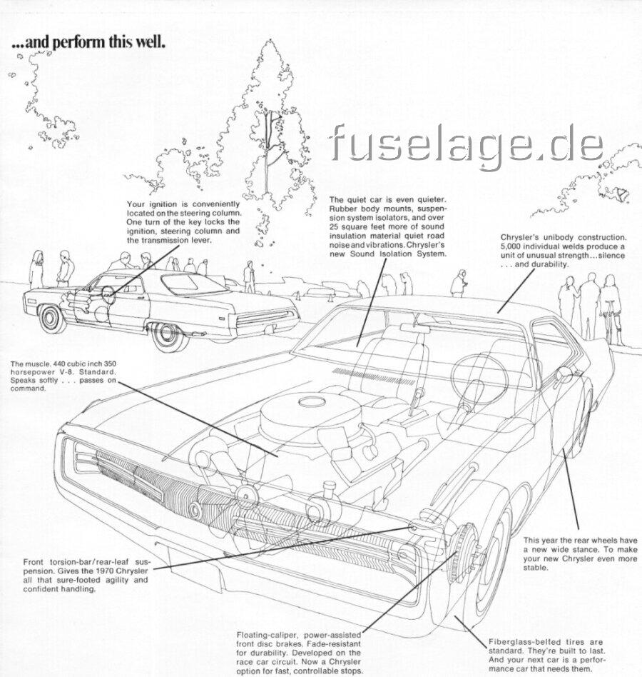 1970 chrysler catalog