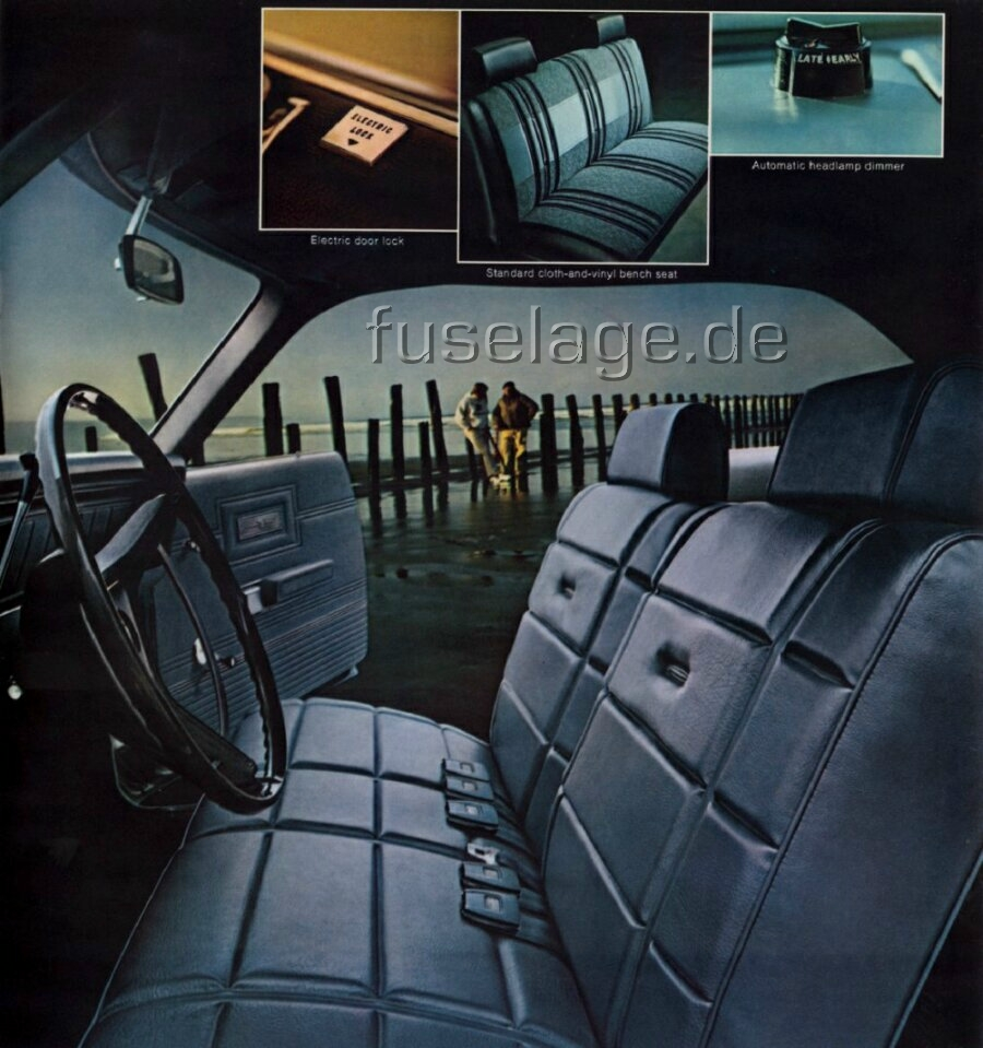 1970 Chrysler New Yorker Interior Pictures To Pin On