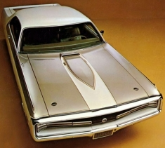 1970 Chrysler 300 Hurst Front press photo