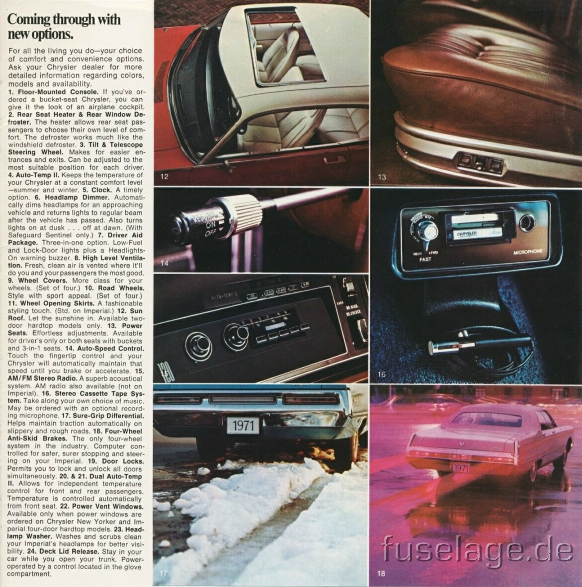NEW Chrysler Imperial Concept (hi-res Photos)