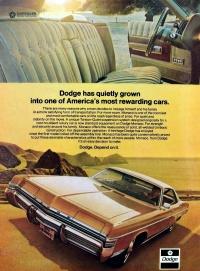 1972 Dodge Monaco 4dr HT