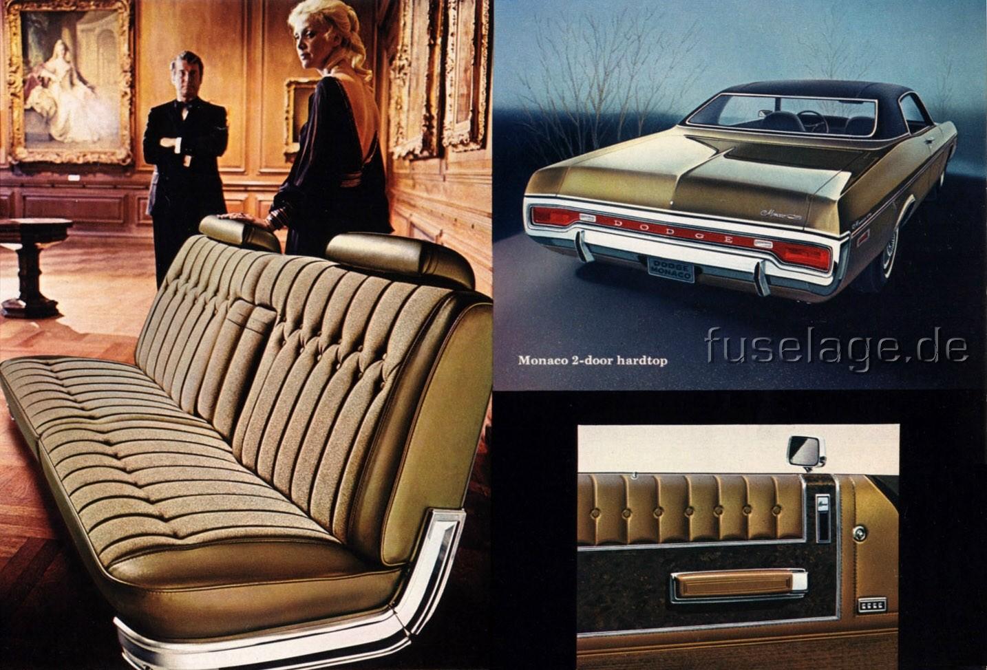 1972 Dodge Monaco Brougham