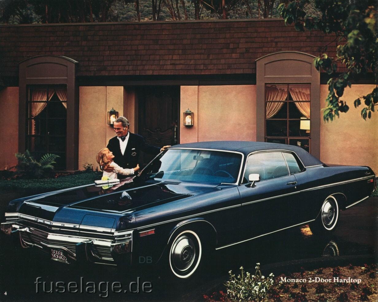 1973 Dodge Monaco 2dr HT