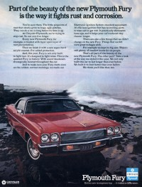 1973 Plymouth Fury 2-door hardtop